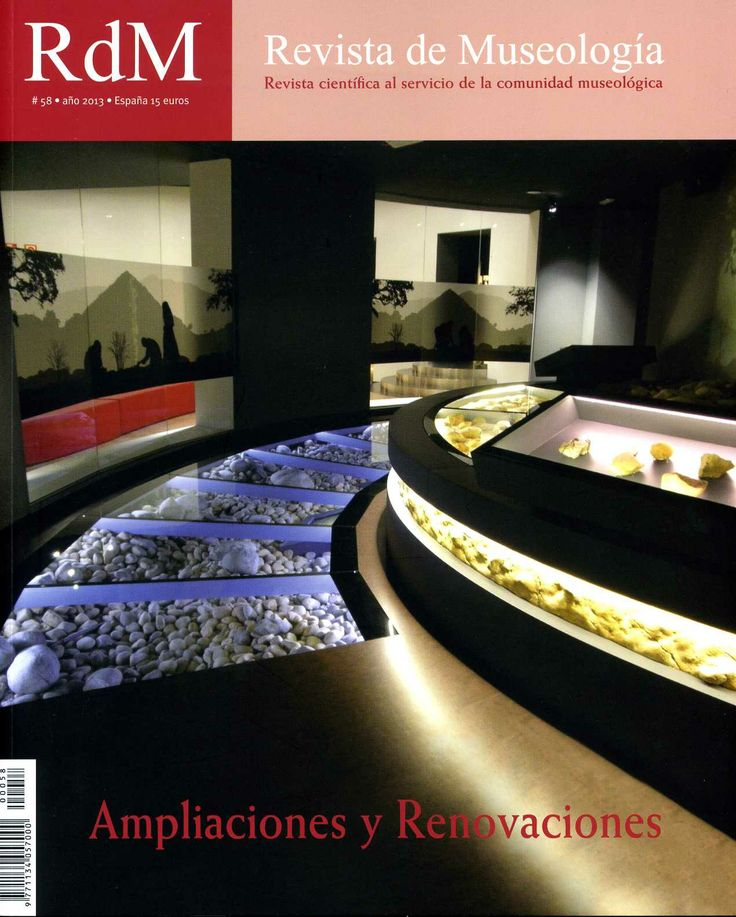 Revista de Museología nº 58 (2013)