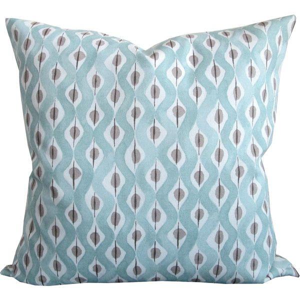 Best 25+ Aqua throw pillows ideas on Pinterest | Decorative throw ...