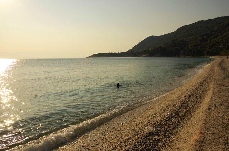 Papa Nero beach - Pelion - Greece