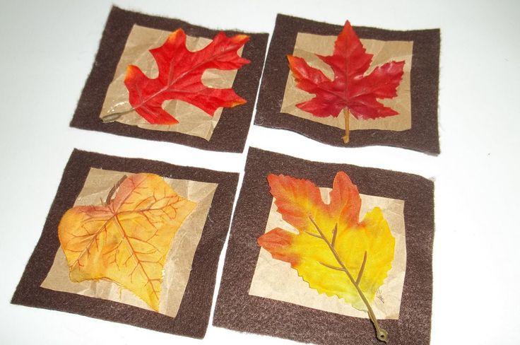осенние листья из бумаги украшение квартиры - Поиск в Google