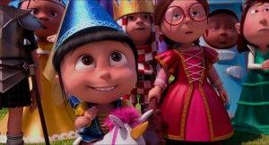 Agnes Birthday Despicable Me 2 Movie