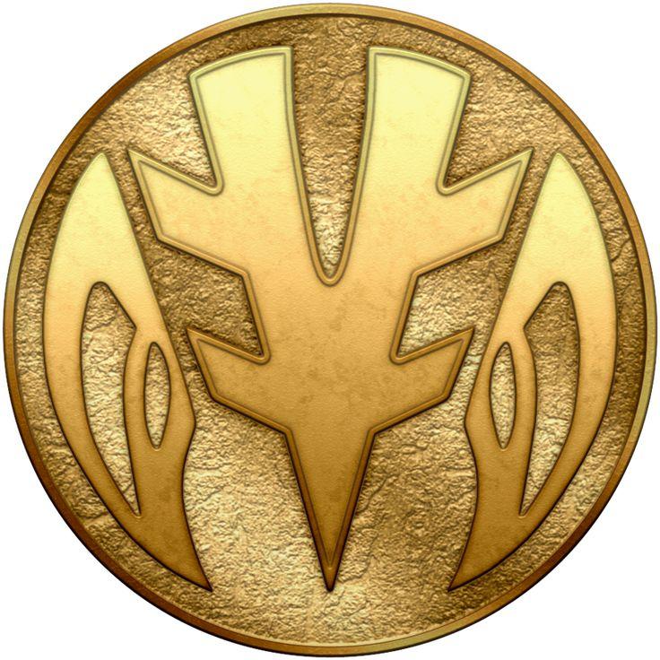 Power Coin White Ranger   Power Rangers   Pinterest   Ranger and Coins