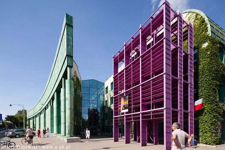 Biblioteka Uniwersytetu Warszawskiego. Zdj. Piotr Krajewski