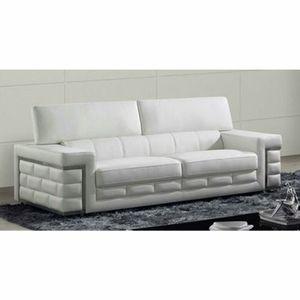 Πόρτλαντ Brick Box Καναπές με ρυθμιζόμενο προσκέφαλο