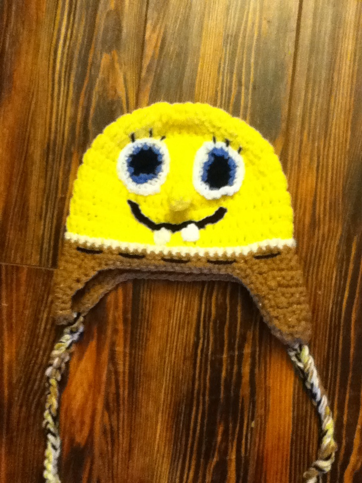 1000+ images about Crochet Sponge Bob on Pinterest Bobs ...