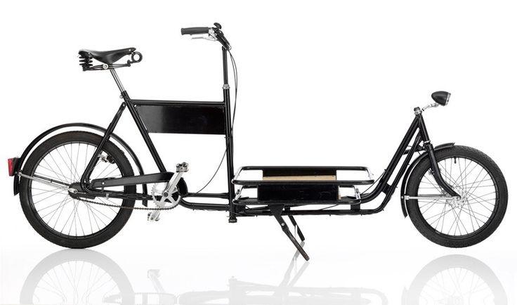 La danesa Long John (creada por Smith  Co. en 1983) podía transportar hasta 140 kilos incluyendo al ciclista y aún así mantener el equilibrio y tener un aspecto atractivo. La bicicleta es una de las exhibidas en la exposición 'Cyclepedia: Iconic Bicycle Design' ('Ciclopedia: Diseño icónico de bicicletas'), en la ciudad estadounidense de Portland, en el estado de Oregón