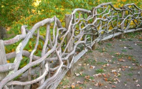 fences made with sticks | Maintain Your Garden with Garden Border Fences | Garden Town Suites