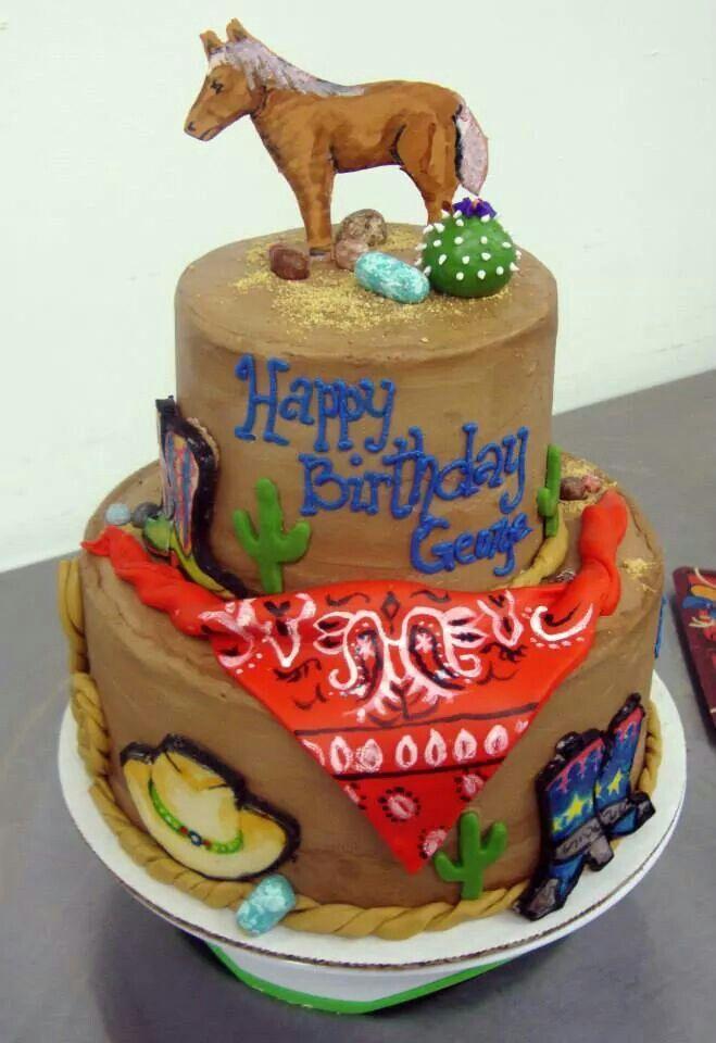 Gunsmoke Cakes