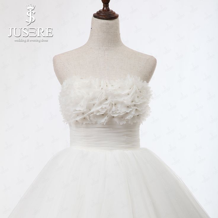2018 Cute Puffy Wedding Dresses - Country Dresses for Weddings Check more at http://svesty.com/cute-puffy-wedding-dresses/