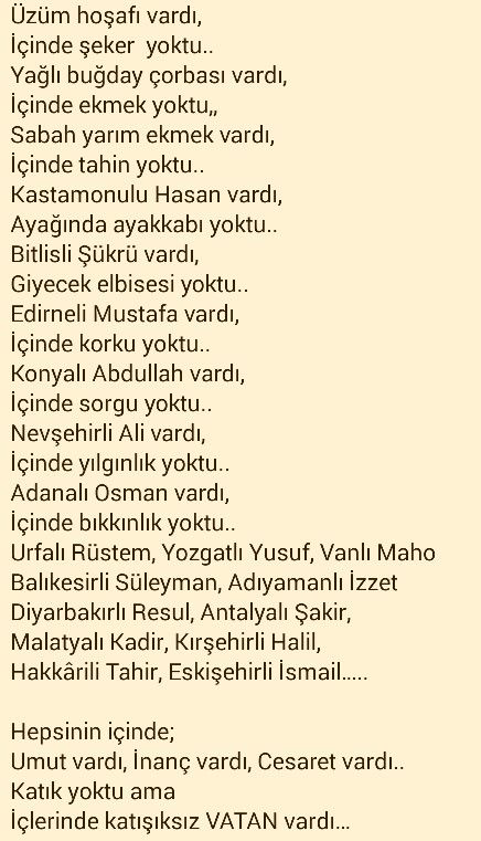 1 Asırlık Zafer..Ertan YAVUZ