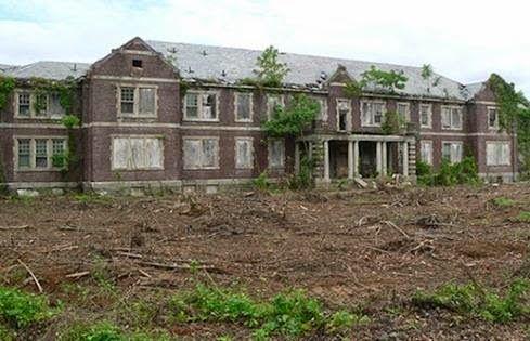 O estranho Hospital Psiquiátrico de Byberry.