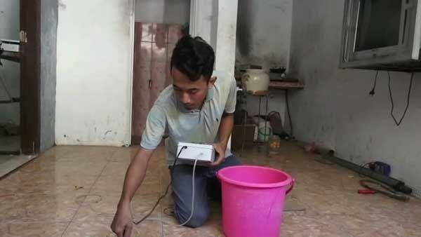 Pemuda Jember Ciptakan Alat Pemurni Air