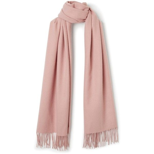 Tuva Wool Shawl ❤ liked on Polyvore featuring accessories, scarves, woolen shawl, fringe shawl, short scarves, wool shawl and woolen scarves