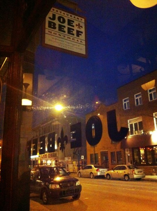 """Old Montreal restaurant classics in the heart of Little Burgundy. An homage to Charles """"Joe Beef"""" McKiernan, 19th century innkeeper and Montreal working class hero. A drunken crawl away from the Historic Atwater market. Steaks and seafood. #classic #montreal"""