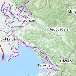 615 Monfalcone Trieste # 8  - MTB-Forum.it | Itinerari