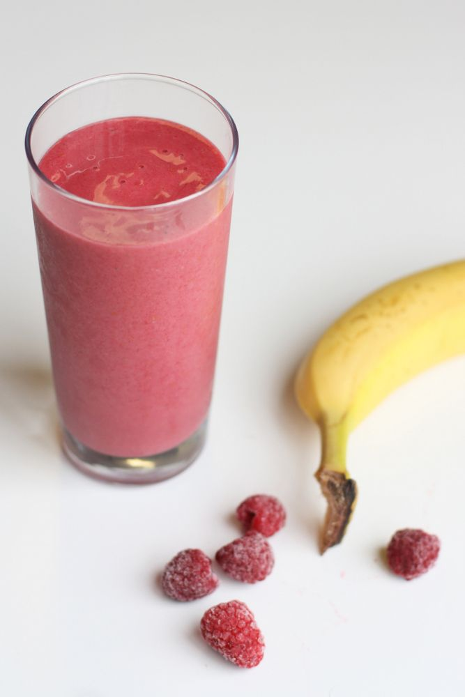 ... Raspberry Smoothie | Raspberry Smoothie, Raspberries and Smoothie