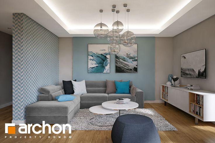 Inspirujące wnętrza Domu w araukariach (G2)