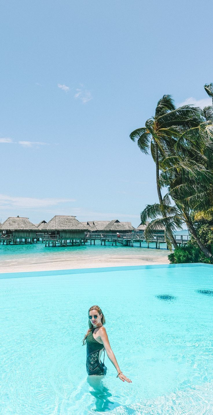 Sofitel Moorea Ia Ora Beach Resort Beach Beach Resorts
