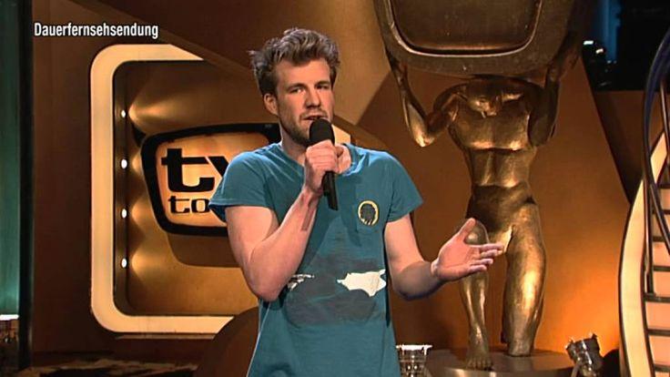 Anscheinend hat Luke Mockridge keine tollen Erinnerungen an seine Ex-Freundin - Gastauftritt vom 14.06.2013 bei TV-Total
