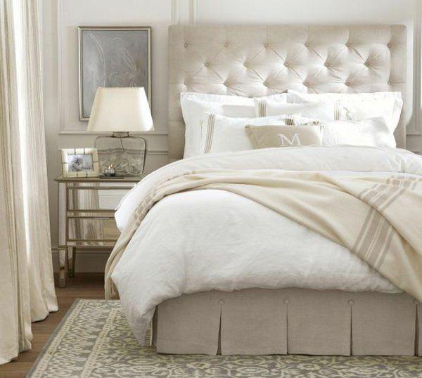 58 besten Schlafzimmer Bilder auf Pinterest Haus, Polsterbetten - kingsize bett im schlafzimmer vergleich zum doppelbett