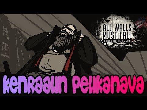 Kaikkien seinien pitää kaatua ? - Pelinä All Walls Must Fall - Mukavuusalueen ulkopuolella