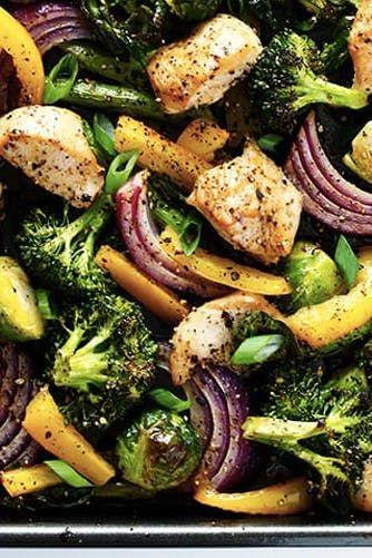 50 Sheet Pan Chicken Recipes To Make Dinner A Breeze Food