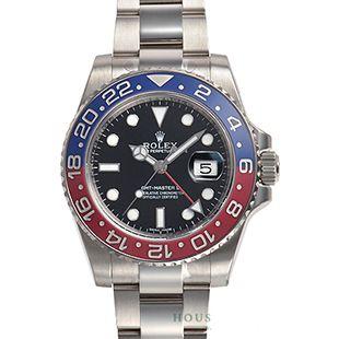 ロレックスコピー GMTマスターII 116719BLRO