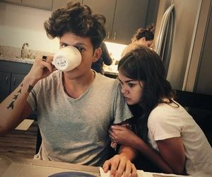 danielsharmyman's maia mitchell and rudy mancuso icons images from the web