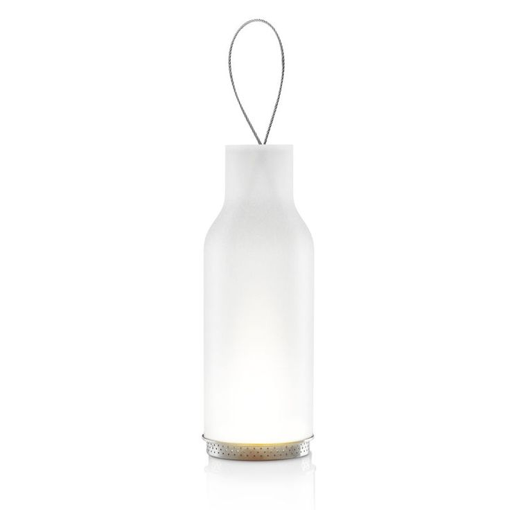 top3 by design - Eva Solo - glass lantern frosted 25cm