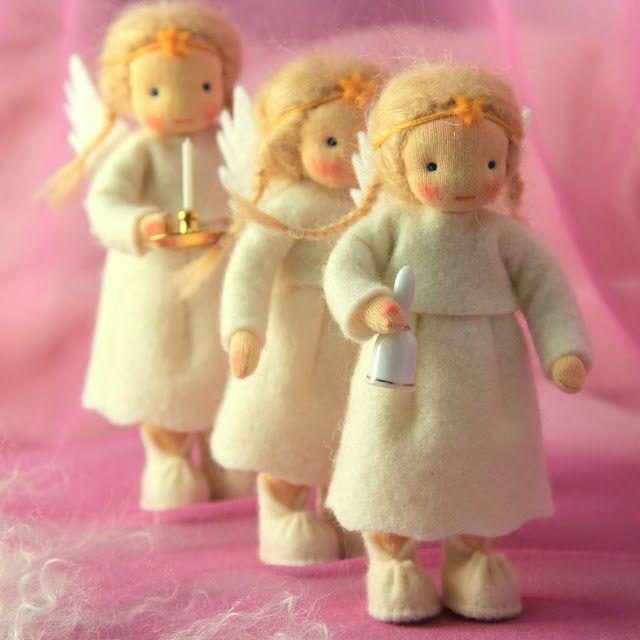 Barbaras Blumenkinder und Puppen Welt …