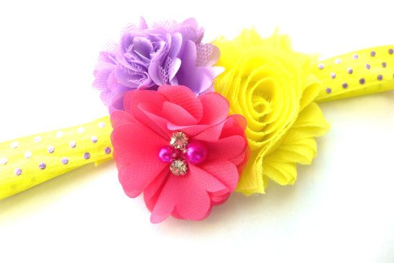 Baby Easter Headband