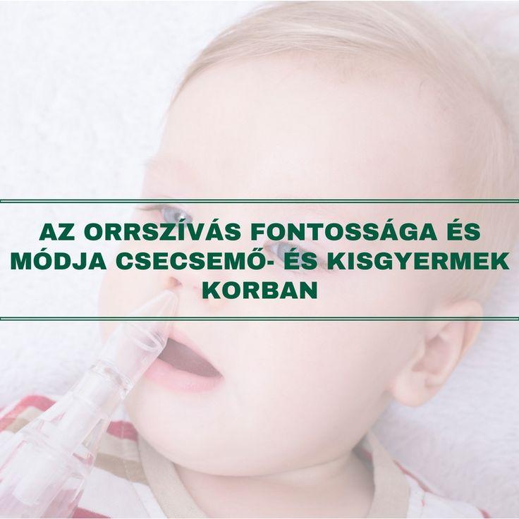 Nagyon fontos, hogy a szülők minden esetben odafigyeljenek a kisgyermek megfelelő levegő vételére, tehát arra, hogy orra kitisztult legyen, légzése pedig ezáltal maximálisan biztosított.