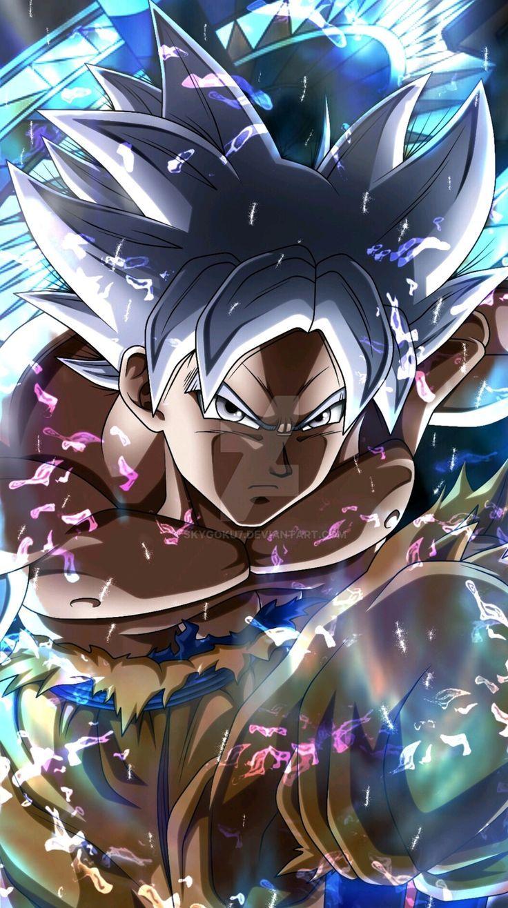 Dragon Ball Super Goku Ultra Instinct : dragon, super, ultra, instinct, Mejor