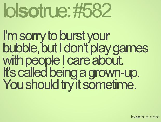 10 Best Being Played Quotes On Pinterest