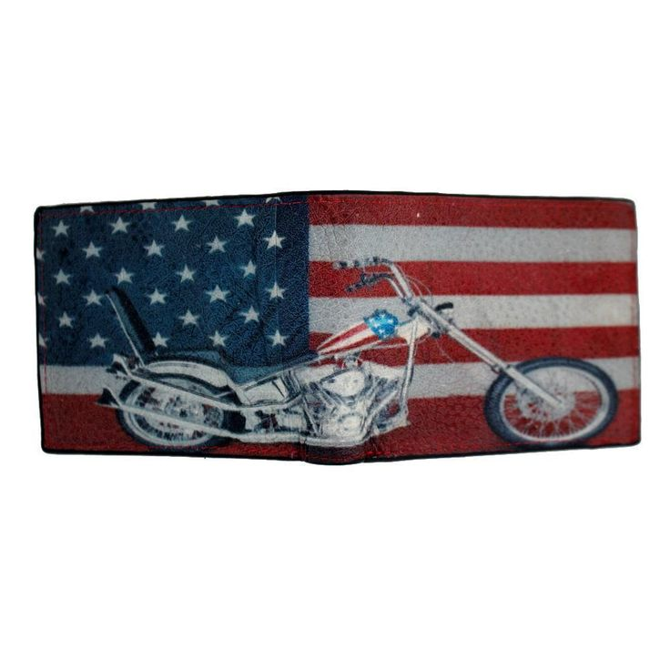 biker chicks flag fold