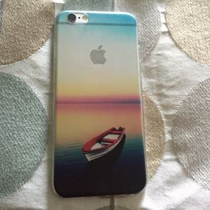 Rubber iPhone 6/6s case