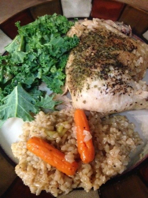 How To Cook Chicken Rice In Pressure Cooker