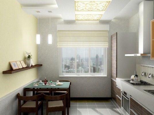 Idea for kitchen 3x3