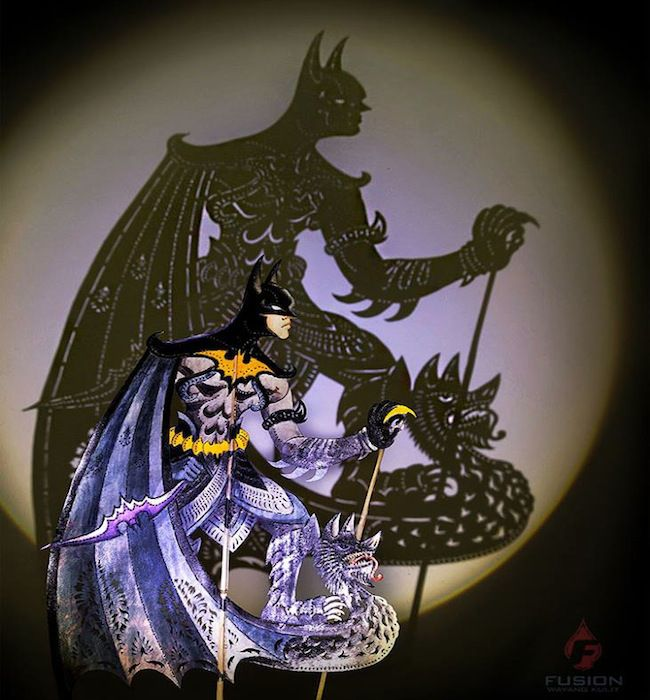 DC Conquers Another Medium: Shadow Puppets! | Tor.com
