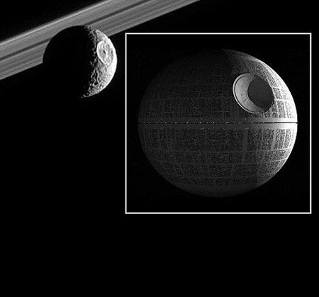 The death star is real!!!!: Death Star