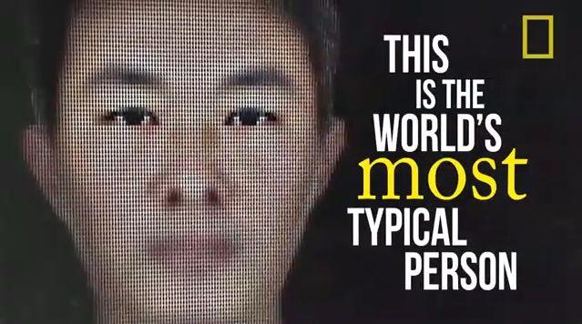 National Geographic video on world statistics.