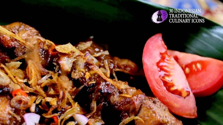 The 30 INDONESIAN TRADITIONAL CULINARY ICONS