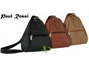 Batoh/kabelka Paul Rossi (3 modely)