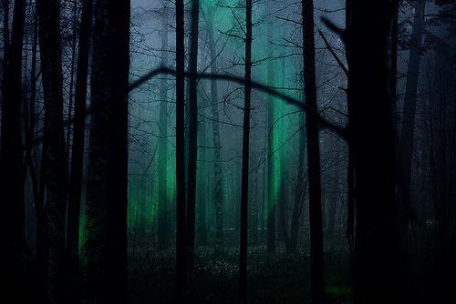Spooky but beautiful