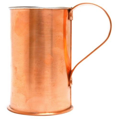 _Collector's Copper Cup by Jacob Bromwell, Inc  Collector's Copper Cup   A favorite of collectors, our 100% handmade pure copper cup promises to last you for generations. The ultimate toast to America's rich history.  Best Seller! $149.99 http://jacobbromwellcookware.blogspot.com/2013/08/how-to-choose-best-cookware.html