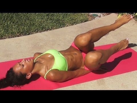 Girls Extreme Ab Workout! Can you do it? - YouTube