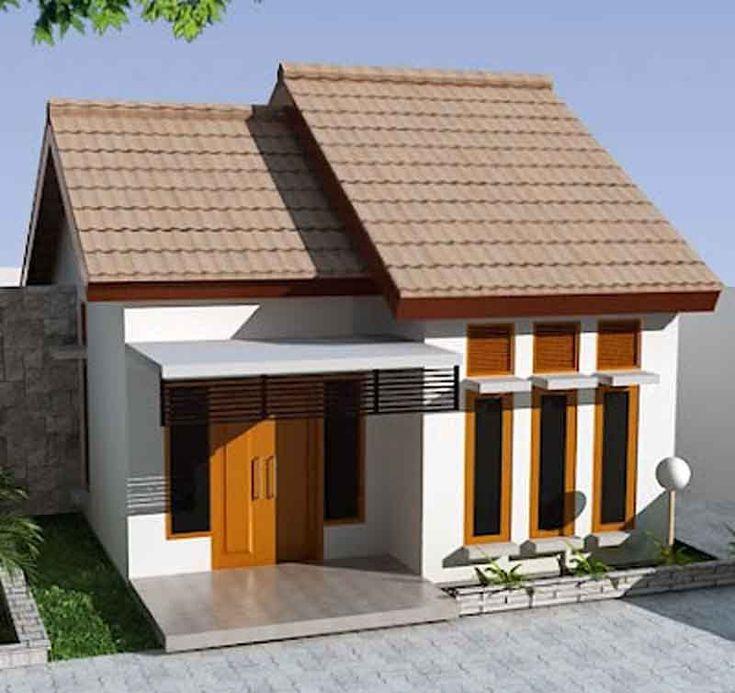 Model rumah mungil sederhana minimalis - Model Rumah Terbaru #modelrumahsederhana