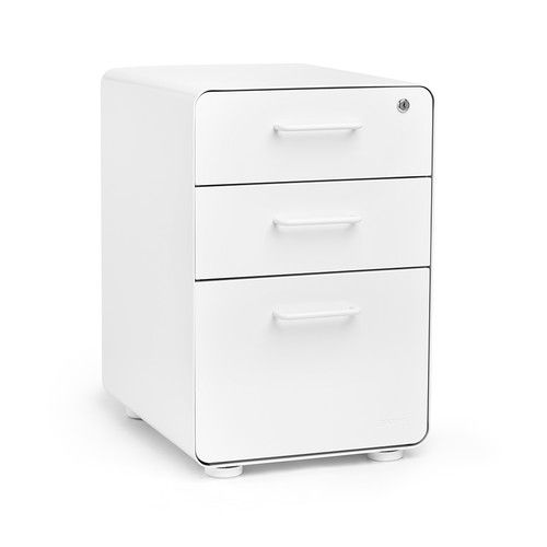 Found it at Wayfair Supply - 3 Drawer File Cabinet