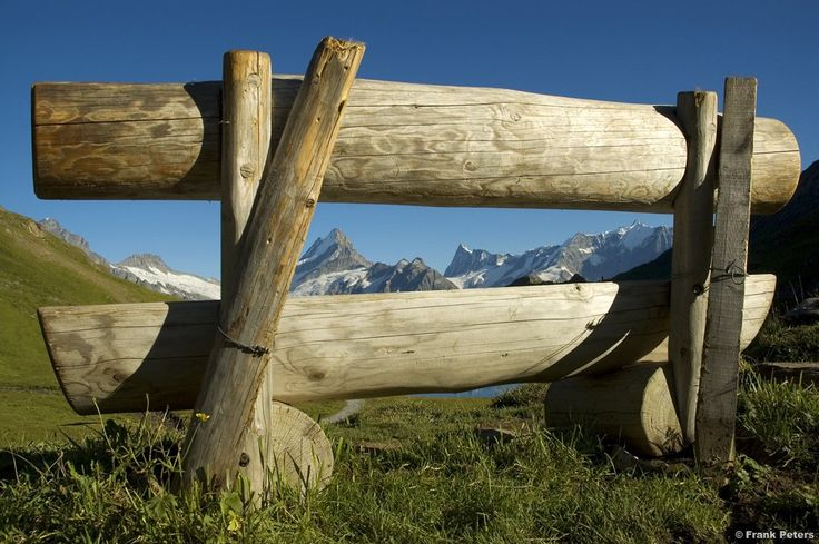 Zwitserland, Berner Oberland « Frank Peters