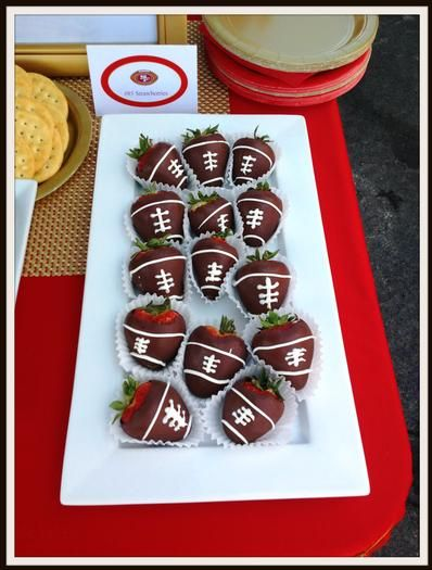 Hostess with the Mostess® - 49ers Football Tailgate Party